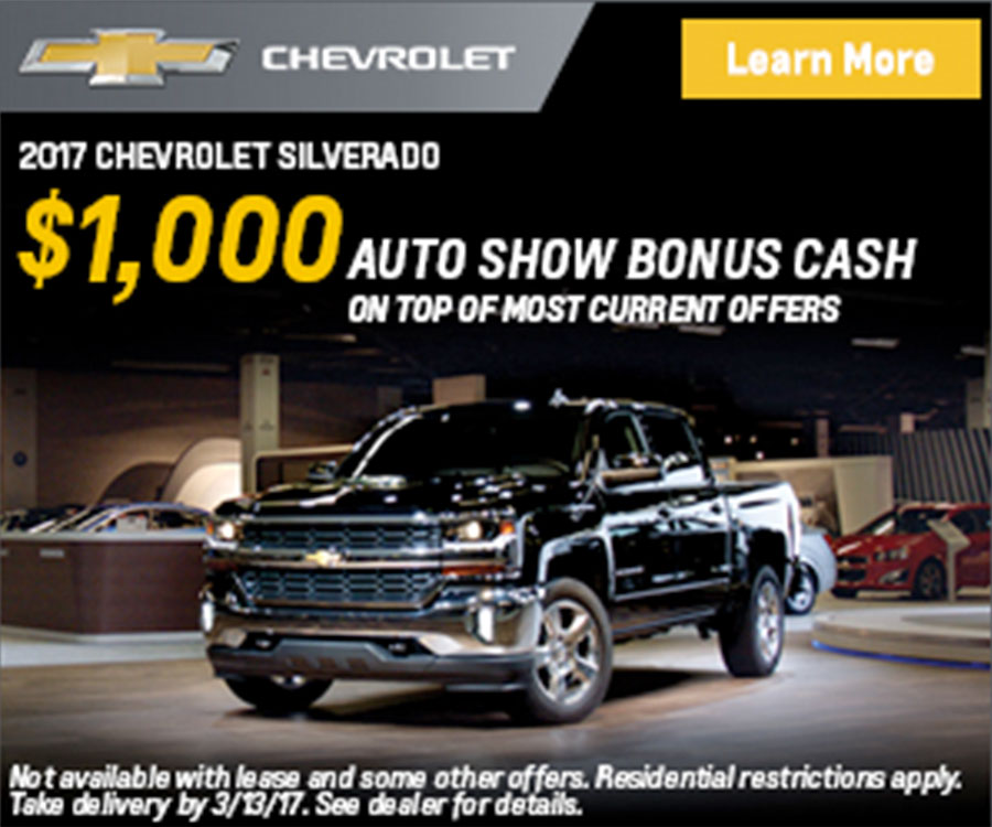Chevrolet Dealer Nearby: Your Wisconsin Chevy Dealers